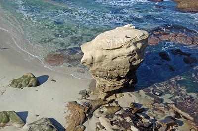 Balancing Rock, La Jolla