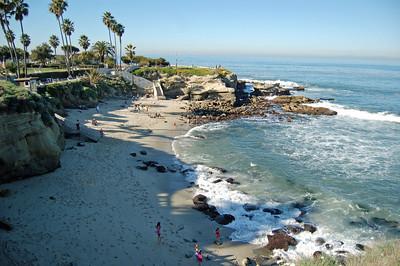 World Famous La Jolla Cove Beach