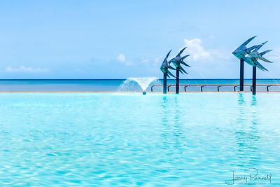 The Lagoon - Cairns, Australia