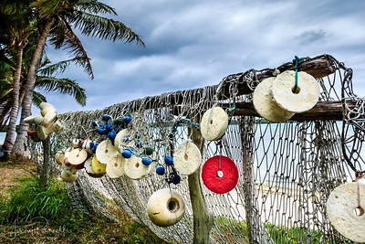 Fisherman's Net - Isle of Pines