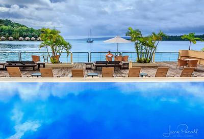 Solitude in Port Vila