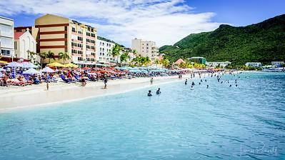Great Bay Beach - Sint Maarten