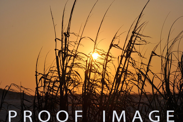 Easter Sunset Navarre Beach 2011