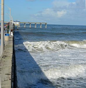 Half Way Down the Ocean Beach Pier