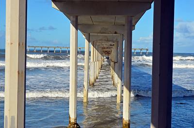 Under the Pier, Ocean Beach