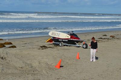 Jet Ski Rescue Rig