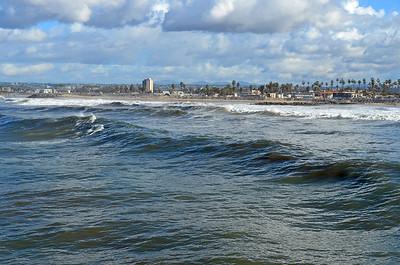 The Ocean felt Mad