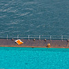 Piscine sur le lac de Côme