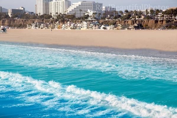 Clean Beach Water