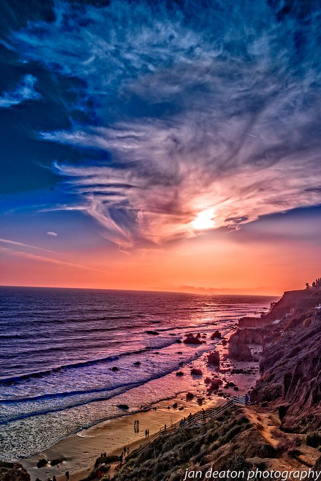 El Matador Sunset
