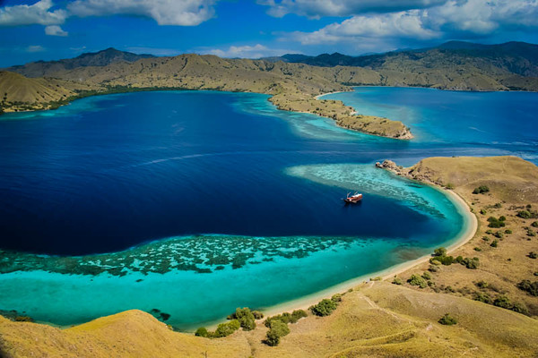 Gili Laba, Komodo Islands, Indonesia
