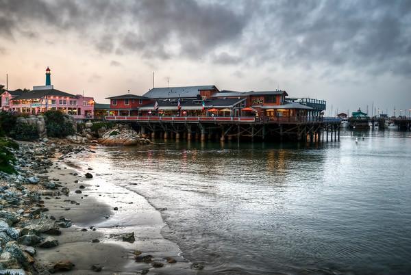 Monterrey Wharf