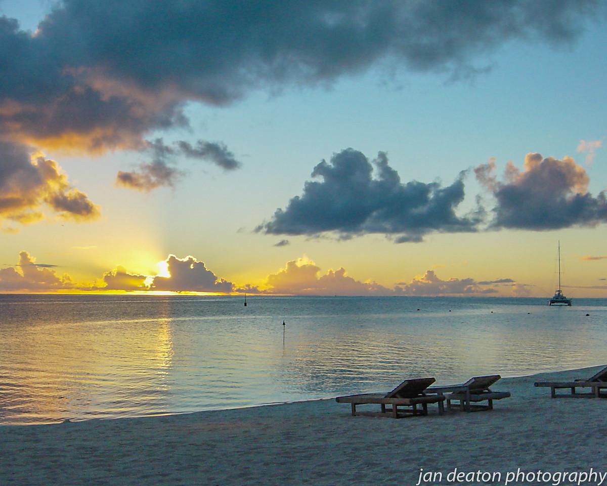 Tahitian Sunset 2
