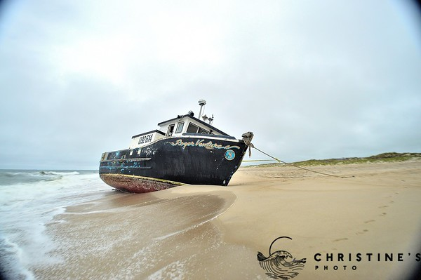The Ship Came Ashore That Day My Friends