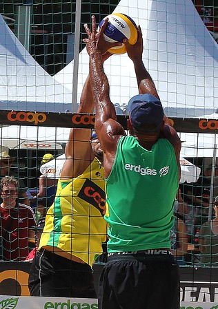 Beachvolleyball  7