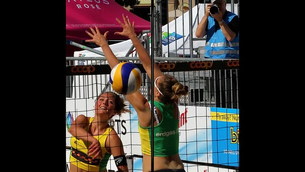 Beachvolleyball  8  Slideshow