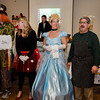 """Celebrity waiters sings """"God Bless America"""" to kick off the annual Beacon of Hope Harvest Dinner Dance at the Leominster Elks Lodge on Friday evening. SENTINEL & ENTERPRISE / Ashley Green"""