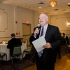 Mike Cooley speaks during the annual Beacon of Hope Harvest Dinner Dance at the Leominster Elks Lodge on Friday evening. SENTINEL & ENTERPRISE / Ashley Green