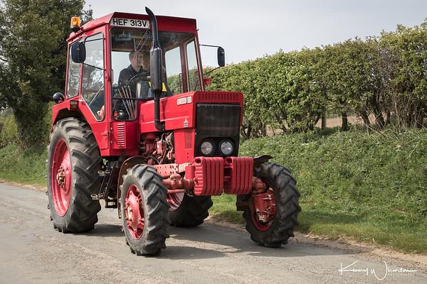 HEF 313V Belarus 820