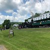 Cass Scenic Railroad. The tourist were taking our pictures too!