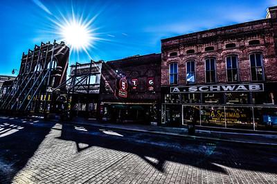 Beale Street A. Schwab & Silky O'Sullivans