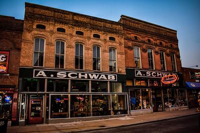 Beale Street A. Schwab General Store