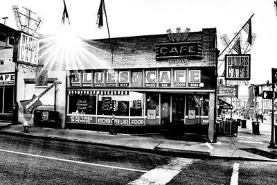 Beale Street Blues City Cafe-Beale Street