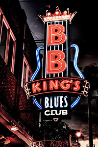 Beale Street BB King's Blues Club