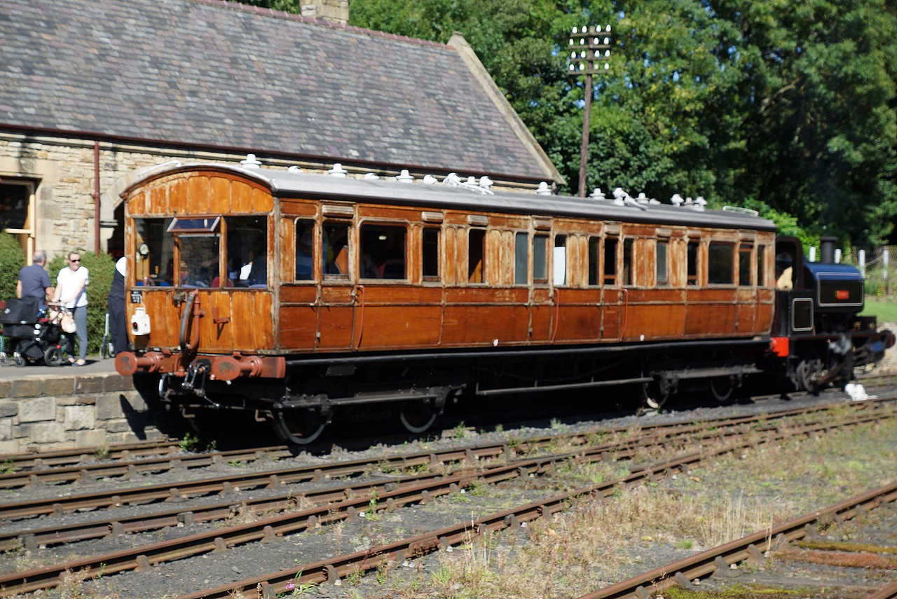 GER ' Princess of Wales' Saloon No. 5 29,08,2016