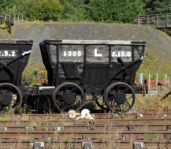 PO 1209 Chaldron Londonderry Railway 29,08,2016
