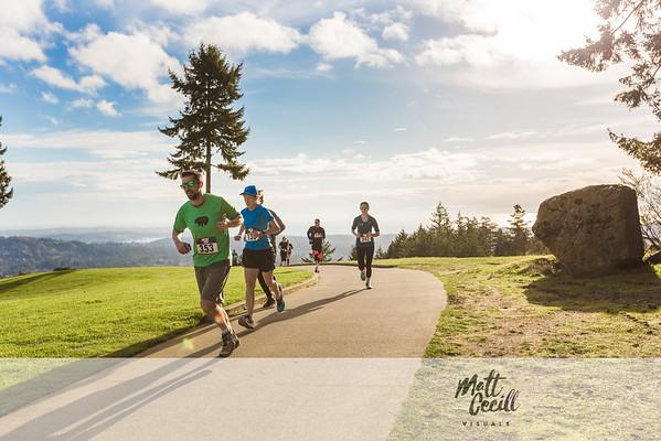 Bear Mountain 10k/Half Marathon - 2016