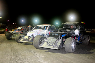 King of Dirt Series-Swenson Insurance Night-09/24/16