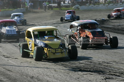 Bear Ridge Speedway 07/30/11