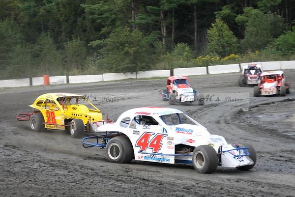 Bear Ridge Speedway 08/27/11