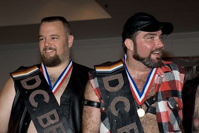 The winners for 2005 Bear Invasion