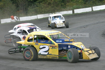 New England Dirt Track Championship 09/24/11