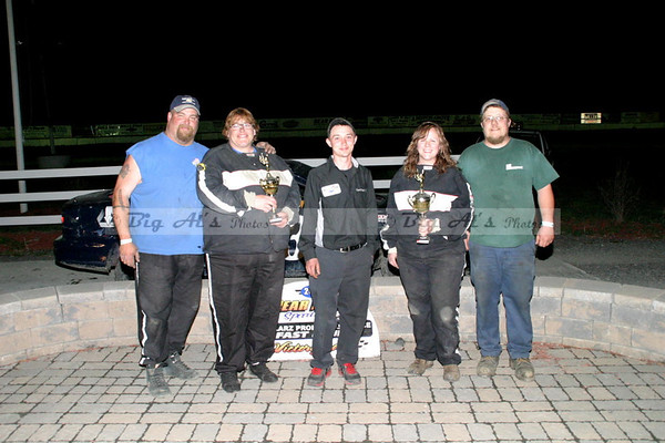 Bear Ridge Speedway-05/12/12