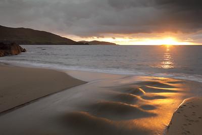 Sundown at Ballydonegan Beach-1L8A0194
