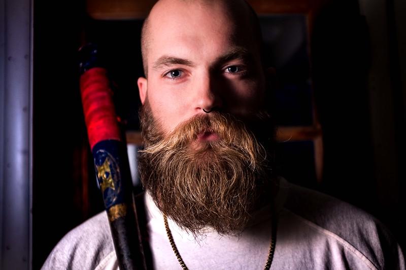 Baseball Beard