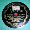"Big present - 1934 78RPM record of Al Bowlly singing ""Midnight, the Stars, and You""... RARE!!! (Song featured in our favorite movie, ""The Shining"")"