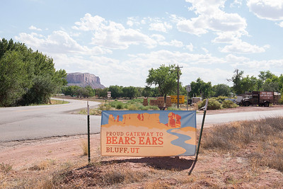 Bluff Utah Proud Gateway To Bears Ears
