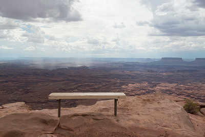 Needles Overlook, View From Bears Ears National Monument