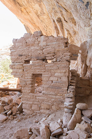 Butler Wash Ruins View-2, Bears Ears