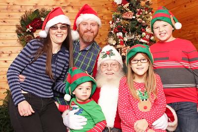 Beary Merry Christmas 2017