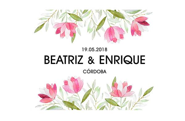 Beatriz & Enrique - 19 mayo 2018