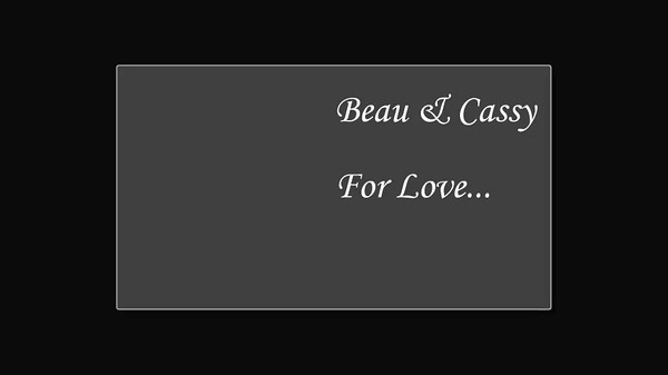 Beau and Cassy