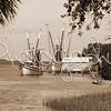 Eddings Point Shrimp Boats