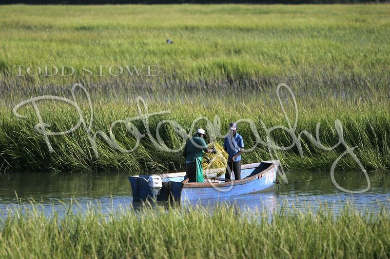 Cowan Creek Shrimpers