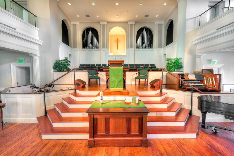 Photo of the Baptist Church of Beaufort in Beaufort, SC