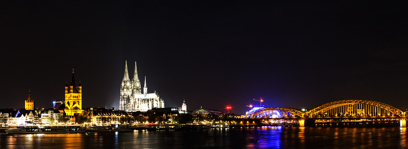 Panoramic Cologne